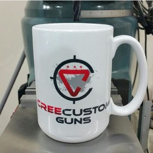 Promote Your Business With A Coffee Mug Featuring Logo